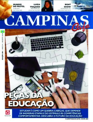 Saiba mais detalhes sobre a Revista Campinas Café. Clique para Download