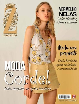 Saiba mais detalhes sobre a Revista Z Magazine.Clique para Download